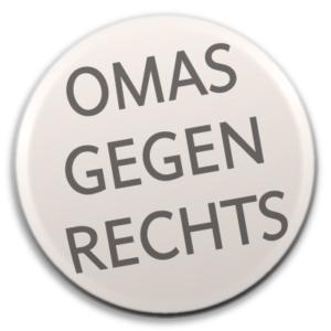 LogoPin Omas gegen Rechts